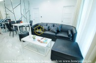 Luxury 2 bedrooms apartment with high end interiors for rent in District 1