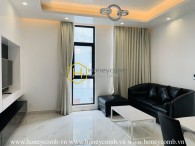 Sophisticated high tech style apartment with prestigious location in District 1