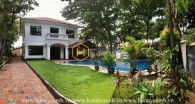 A stunning villa with gorgerous space and airy swimming pool and garden in District 2