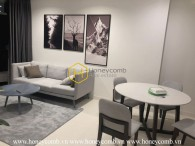 1 bedroom apartment for rent in the City Garden : Youthful design and good price
