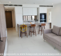 Explore the dedicated and cozy style and spacious space in City Garden apartment for rent