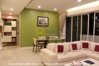 Luxury design 2 beds apartment with high floor in The Estella for rent