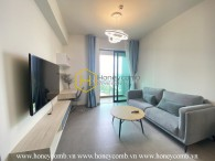 Explore urban energy with this modern and enchanting apartment in Feliz En Vista for lease