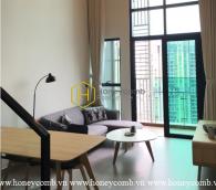 Một nơi sinh sống lý tưởng với căn hộ Duplex đầy đủ nội thất theo phong cách thành thị tại Feliz En Vista