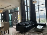 Enjoy the classy life with this magnificent duplex apartment in Gateway