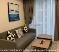 Highly-elegant and luxurious 1 bedrooms apartment in Gateway Thao Dien