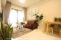 The 2 bedrooms-apartment with Tropical style in Masteri An Phu