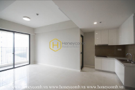 Brand new unfurnished apartment with extremely gorgerous space in Masteri An Phú for rent