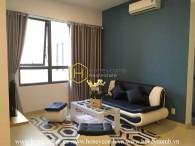 2 bedrooms, city view, full furniture at Masteri Thao Dien