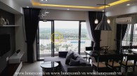 Super high-end apartment located in Masteri Thao Dien for rent