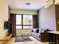 Spacious and cozy design apartment for lease in Masteri Thao Dien