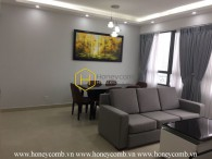 Masteri Thao Dien 3 beds apartment for rent