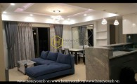 The brilliant 3 bed-apartment with city view is great choice for you at Masteri Thao Dien