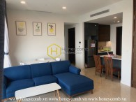 The Nassim Thao Dien 3 bedrooms aparmtent with brand new furnished