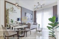 Biểu tượng của sự sang trọng trong căn hộ The Sun Avenue:Cảm hứng từ phong cách thành thị