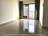 Unfurnished apartment in The Sun Avenue with well-lit balcony