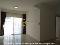 Unfurnished apartment in The Sun Avenue with charming river view