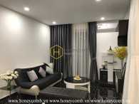 The bright-filled apartment with brilliant design in Vista Verde for rent