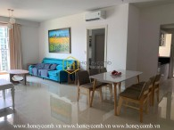 Explore the aesthetic beauty of Vista Verde apartment with delicated interiors and airy space