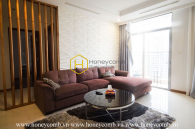 Explore the beauty of this dedicated furnished apartment in Vinhomes Central Park for rent