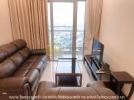 You can not take your eye off this sophisticated apartment in Vinhomes Central Park