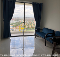 Simple and cozy apartment with spendid river view in The Masteri An Phu