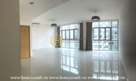 Unfurnished apartment with prestigous location is await for you in The Vista