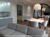 Elegant and full of light apartment for lease in Xi Riverview