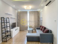 Try minimalist style with this furnished apartment for lease in Tropic Garden