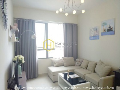 Sophisticated apartment with 1-bedrooms in Masteri Thao Dien