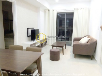 Modern style furniture with 2 bedroom Masteri