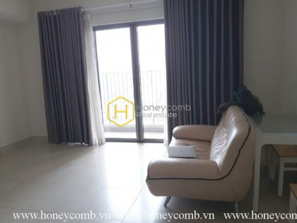 Masteri Thao Dien 2-beds apartment with open kitchen and park view