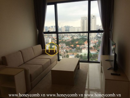 2 bedrooms apartment with river view and high floor in The Ascent