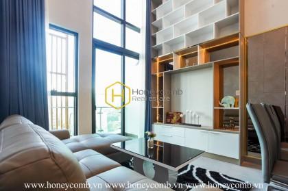 Feliz En Vista Duplex apartment: When luxury and convenience converge. For rent now!