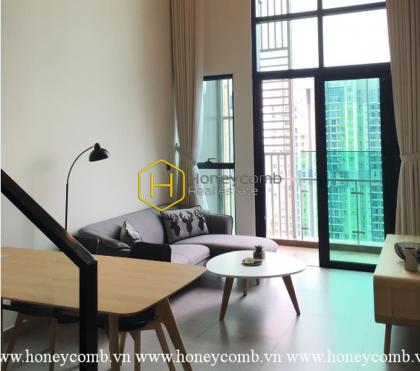 Ideal place to live with urban style Duplex apartment in Feliz En Vista