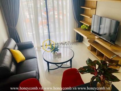 Căn hộ 1 phòng ngủ sang trọng và đầy mê hoặc ở Masteri An Phú cho thuê