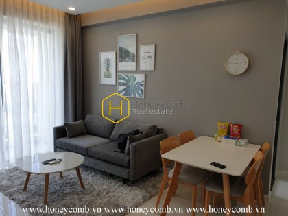 Enjoy the peaceful atmosphere with furnished apartment in Masteri An Phu
