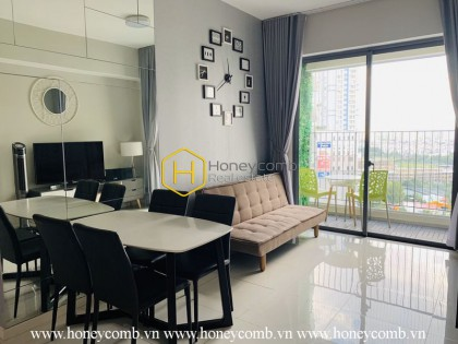 Splendid apartment in Masteri An Phu with delicated and neat design interiors for rent