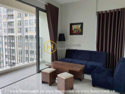 The ideal and rustic 2 bedroom-apartment from Masteri An Phu