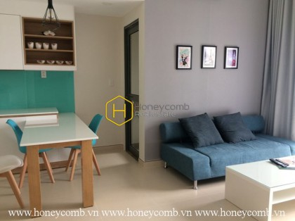 1 bedroom apartment with hight floor in Masteri Thao Dien for rent