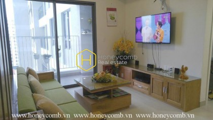 The 1 bedroom-apartment with traditional Vietnamese style in Masteri Thao Dien