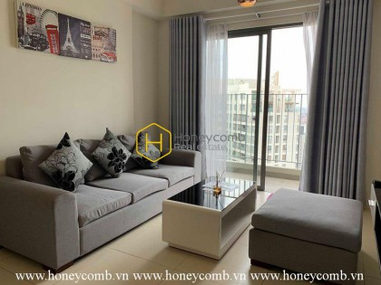 Look at this charming 2 bedroom-apartment in Masteri Thao Dien