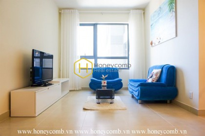This one has it all ! Very cute apartment in Masteri Thao Dien for rent