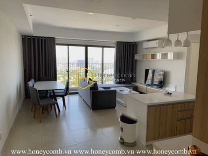 Experience great lifestyle with this 3 bedrooms-apartment in Masteri Thao Dien