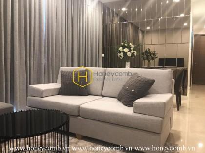 Luxury design 3 bedroom apartment in The Nassim Thao Dien
