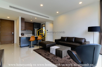 Level up your living standard by this gorgeous apartment  for rent in Nassim
