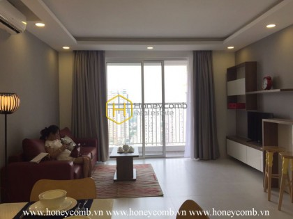 Tropic Garden 3 beds apartment with full furnished for rent