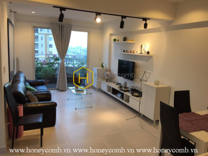 The stunning and bright 2 bedroom-apartment in Tropic Garden