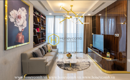 Make your life become colorful by an aesthetic apartment in Vinhomes Landmark 81