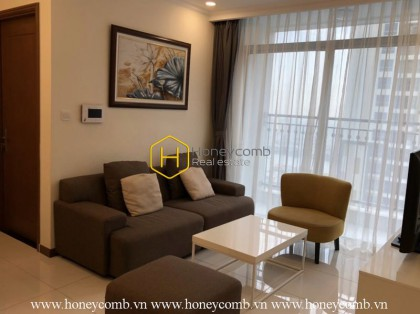 Perfect apartment with delicated interiors in Vinhomes Central Park